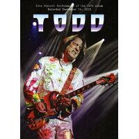 TODD~未来から来たトッド2010ライヴ/DVD/YMBZ-10792