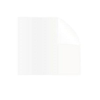 リア投影フィルム 20インチ(4:3) クリア