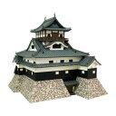 みにちゅあーとキット 名城シリーズ 1/300 国宝 犬山城〔MK04-05〕 さんけい