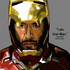 Iron Man Unmasked アイアンマン トニースターク