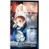 ヴァイスシュヴァルツ ブースターパック Fate/Zero