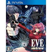 EVE rebirth terror(イヴ リバーステラー)(初回限定版)/Vita/REDF00017/D 17才以上対象