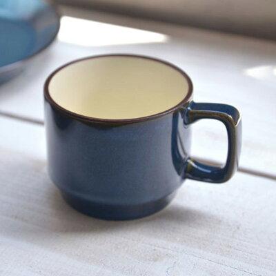 北欧ブルー スタッキングマグカップ(H1255)