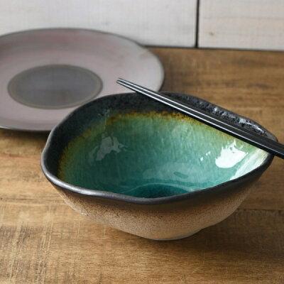 緑彩土の華 20中鉢