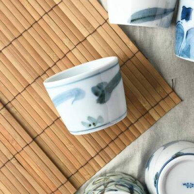 和柄いろいろ  切立小鉢 刷毛目