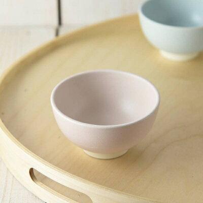 11cm軽々 さらさらお茶碗 ピンク