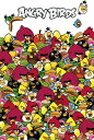 ANGRY BIRDS (Pile up)《GBA035》ポスター