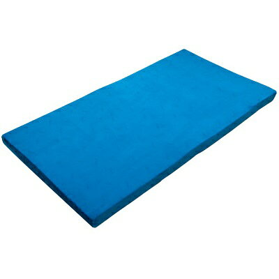 三つ折マットレス 敷き布団 二層構造 シングル 厚さ