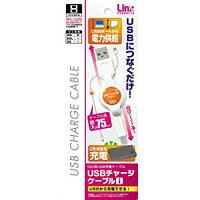 リンクスプロダクツ DSi用 USBチャージケーブルi
