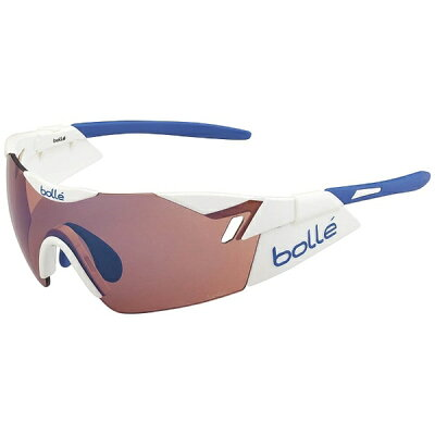 bolle ボレー  6th sense shiny white blue rose blue oleo 11843
