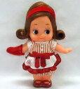 ドール おもてなしママキューピー人形 キューピー3分クッキング50周年プレゼントキャンペーン当選品