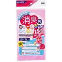 消臭袋 サニタリー用 ピンク約23*38cm AS03(15枚入)