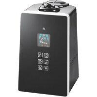 AL COLLE(アルコレ) ハイブリッド加湿器 リモコン付き ASH-601/K ブラック