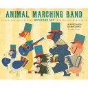 クロニクルブックス ジュンゾウ テラダ メッセージカードセット Animal Marching Band 861075