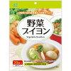 ヘイセイ 野菜ブイヨン 4gX20袋