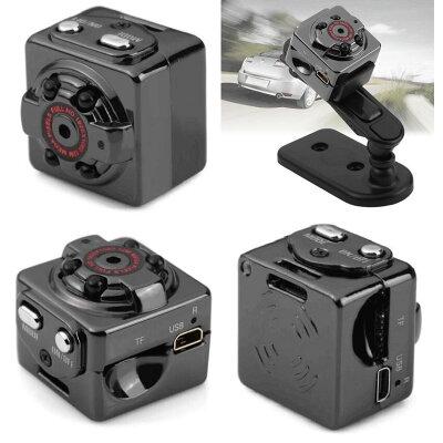 超小型フルHD ビデオカメラ SQ8 1080P 暗視 赤