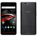 PUP Mode1 RS ブラック Android 7.0・5.0型・3GB/32GB mivroSIM SIMフリースマートフォン