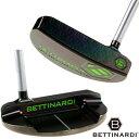 BETTINARDI GOLF ベティナルディゴルフ BBシリーズ BB40 パター オリジナルスチールステップシャフト 34インチ ユニセックス 6012434