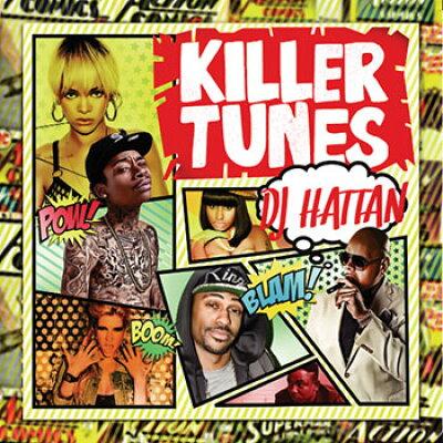 killer tunes - dj hattan  国内盤mixcd