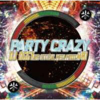 パーティー・クレイジー #1 -AV8・オフィシャル・メガ・ミックス-/CD/OGYCD-1