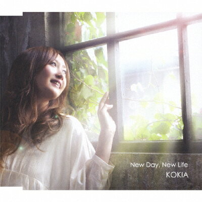 New Day,New Life/CDシングル(12cm)/VTCL-35122