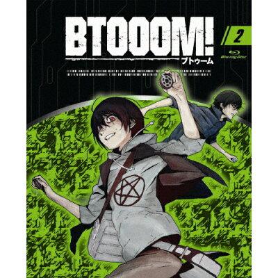 TVアニメーション「BTOOOM!」 02/Blu-ray Disc/VTZF-26