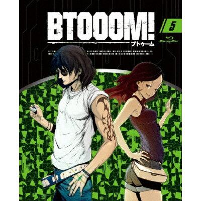 TVアニメーション「BTOOOM!」 05/Blu-ray Disc/VTZF-29