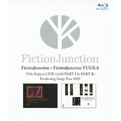 FictionJunction+FictionJunction YUUKA Yuki Kajiura LIVE vol.#4 PART 1&2 Everlasting Songs Tour 2009/Blu-ray Disc/VTXL-14