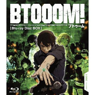 「BTOOOM!」Blu-ray Disc BOX/Blu-ray Disc/VTXF-88