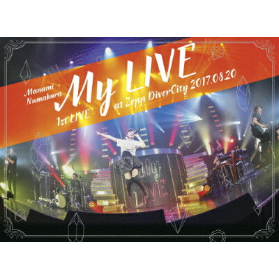 1st LIVE「My LIVE」at Zepp DiverCity 2017.08.20/Blu-ray Disc/VTXL-32