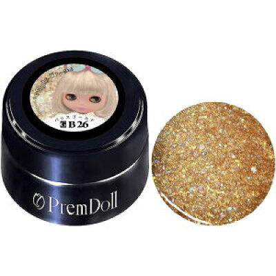 プリジェル プリムドール パリスゴールド   doll-b26