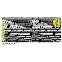 ROUGH&ROAD ラフ&ロード ウォーマー・あったかグッズ マルチネックゲーター カラー:CORPブラック