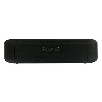 Logitec ロジテック USB3.0対応 ポータブルハードディスク 2TB LHD-PBM20U3BK