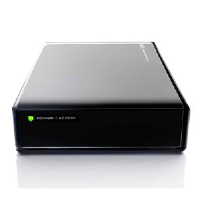 Logitec SeeQVault対応 外付けHDD  LHD-EN40U3QW