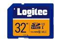 Logitec ロジテック SDカード 32GB ドライブレコーダー向け LMC-SD32G