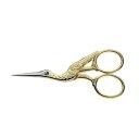 ERNEST WRIGHT(アーネストライツ) Stork Scissors Gold 3.5(Gift Box) P037SG3-C