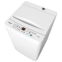 ハイセンス 4.5kg全自動洗濯機 オリジナル ホワイト HW-E4503