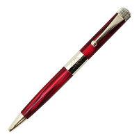 ITO-YA 銀座 伊東屋 イトーヤ ROMEO ロメオ R-261 No.3 Ballpoint Pen/ボールペン φ11mm 細軸 カラー:イタリアンレッド