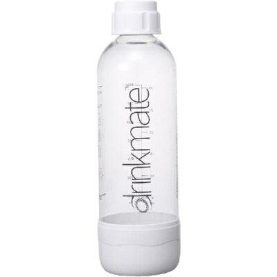 ドリンクメイト ソーダメーカー ドリンクメイト 用専用ボトルLサイズ DRM0022 ホワイト