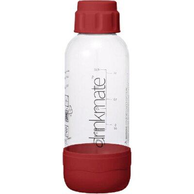 ドリンクメイト ソーダメーカー ドリンクメイト 用専用ボトルSサイズ DRM0023 レッド
