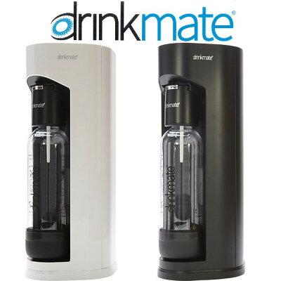 ドリンクメイト drinkmate 炭酸水メーカー マグナムシリーズ グランド ブラック DRM1006