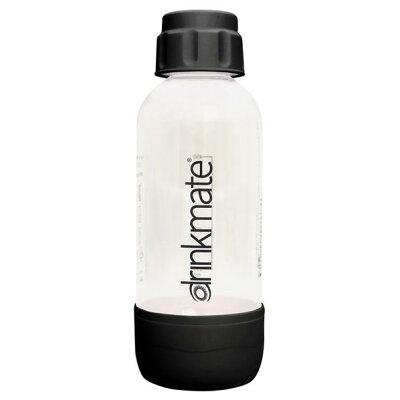 ドリンクメイト drinkmate 炭酸水メーカー 専用ボトル Sサイズ ブラック DRM0025