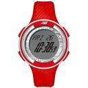 ニューバランス 腕時計 ランニングウォッチ ST-507-001 レッド