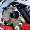 STRIKER ストライカー ガード・スライダー ガードスライダー カラー:オールブラック CBR1000RR/SP 2017