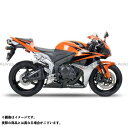 CBR600RR Two Brothers Racing V.A.L.E. スリップオンマフラー