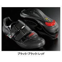 DMT ライブラ ブラック/ブラック/レッド シューズ 38 169865