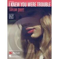 楽譜 テイラー・スウィフト アイ・ニュウ・ユー・ワー・トラブル 輸入ピアノ楽譜 Taylor Swift/I Knew You Were Trouble 輸入楽譜