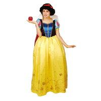 ディズニー コスチューム 白雪姫 ドレスアップ 大人用