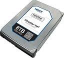 日立GST Ultrastar He8 3.5インチ 8TB 7200rpm 128MB SATA 6Gb/ s 512e HUH728080ALE600