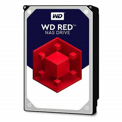 ウエスタンデジタル/WD40EFRX-RT2 WD Red  4TB 3.5インチ SATA 6G 5400rpm 64MB 1.33TBプラッタ